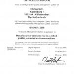 Fnsteel-ISO 9001 ENG 29-01-2018