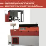 Gewinderollmaschinen mit Rollen und Segmenten für Stangen