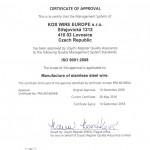 KOS-ISO90012008